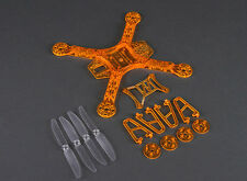 FPV250 Orange Ghost Edition LED Night Flyer V4 FPV Quad Copter Frame kit Multi