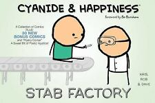 Cyanide and Happiness: Stab Factory by Rob Denbleyker, Dave McElfatrick and...