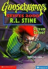 Scream School Goosebumps Series 2000, No. 15