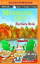 A Maine Clambake Mystery: Musseled Out by Barbara Ross (2015, MP3 CD,...