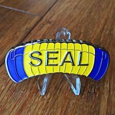SEAL TEAM Parachute Non CPO Navy Seals Teams Challenge Coin