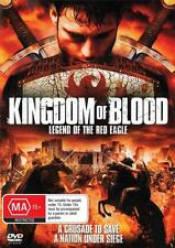 KINGDOM OF BLOOD -  NEW & SEALED DVD - FREE LOCAL POST