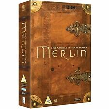 Merlin - Complete BBC Series 1 And Special Bonus Features 6 Disc Box Set DVD