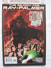 "BATMAN in GOTHAM by GASLIGHT.COUNTDOWN presents ""The SEARCH for RAY PALMER"".2007"