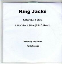 (CS176) King Jacks, Don't Let It Shine - 2012 DJ CD