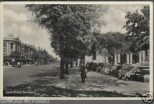 Southport Lord St.  animated Old Unposted Real Photograph