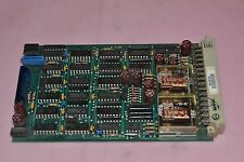 SCHLAFHORST ELECTRONICS 117-650 272 117650272 PC BOARD