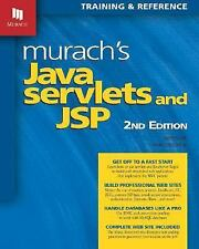 Murach's Java Servlets and JSP, 2nd Edition Andrea Steelman, Joel Murach Paperb