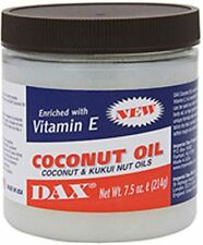 Dax Coconut Oil 7.5 oz (Pack of 2)