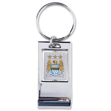 Man City Bottle Opener Keyring - Official Manchester City FC Product -Ideal Gift