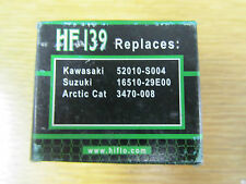 HIFLO OIL FILTER HF139 KAWASAKI SUZUKI ARTIC CAT SEE DESCRIPTION