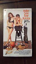 """Jerome Dobin, """"Make Sex Your Hobby,"""" 1975, Ace 51610, VG, 1st"""