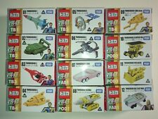 Takara Tomy Thunderbirds Are Go Tomica No.1-12 Set New