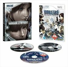 Used Wii Biohazard The Darkside Chronicles Collector's Pack Japan Import