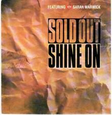 "468  7"" Single: Sarah Warwick - Shine On / Sold Out"