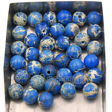 Wholesale Natural Gemstone Round Spacer Loose Beads 4mm 6mm 8mm 10mm Jewelry