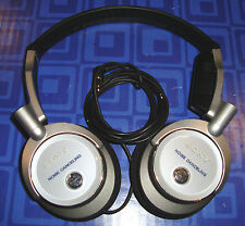 SONY MDR-NC6 NOISE CANCELING HEADPHONES Walkman, MP3, Ipod Tested Works Great