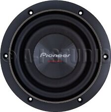 "Pioneer Ts-sw2002d2 8"" 600-watt Shallow Subwoofer, Dual 2ohm Voice Coils, Direct"