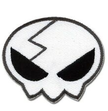 "Gurren Lagann: Yoko Skull Anime Patch 3"" x 2"" Licensed by GE Animation 4345"