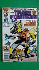 Marvel Comics: The Transformers Vol. 1, Nos. 19-21