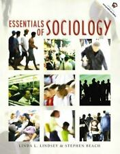 Essentials of Sociology, Linda L. Lindsey, Stephen Beach, Acceptable Book