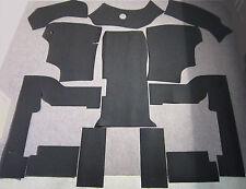 Innenraumteppich Velour 12-tlg. passend Vw Bulli-T3 DOKA 5 Sitzer Bj 8.79-7.92