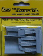 CMK 1/72 B-17G Flying Fortress Bomb Bay Set for Revell # 7204