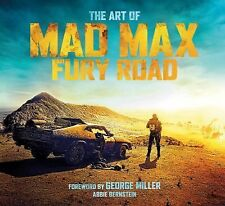 ART OF MAD MAX - ABBIE BERNSTEIN (HARDCOVER) NEW