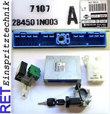 Motorsteuergerät Hitachi 237101N008 Nissan Almera 284501N003 Komplettkit