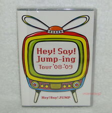 J-POP Hey! Say Jump Jump-ing Tour '08-'09 Taiwan DVD (Chinese-sub.) HSJ