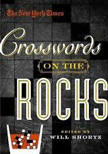 NEW YORK TIMES CROSSWORD ON THE ROCKS 165 PUZZLES ~  Flexibound  ~ NEW