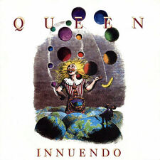 QUEEN - INNUENDO: CD ALBUM (2011 DIGITAL REMASTER)