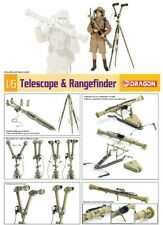 q Dragon - Telescope and Rangefinder  (Scala 1/6) - Da assemblare e dipingere