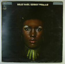 """12"""" LP - Billy Paul - Ebony Woman - A2475 - washed & cleaned"""