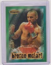 (100) 1996 RINGSIDE BRONCO MCKART BOXING CARDS LOT #33 ~ L@@K!!!