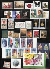 2013 US Commemorative Stamp Year Set 2 (Please See the Scan for Detail)
