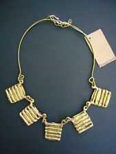 REDUCED! South African 'Creative Copper Necklace Chunky Designer Jewellery Gift