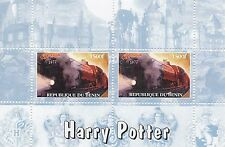HARRY POTTER HOGWARTS EXPRESS MNH MINI STAMP SHEETLET