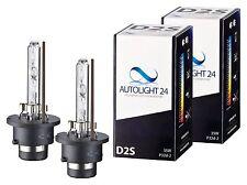 2 x xenón d2s mercedes benz clase e w211 s211 lámparas de repuesto peras