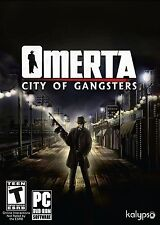 Omerta City Of Gangsters PC Games Windows 10 8 7 Vista XP Computer strategy rpg