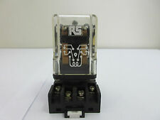 RS 348-748 DC Relay 24V with base.