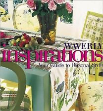 WAVERLY INSPIRATIONS House Home Decorating Guide NEW