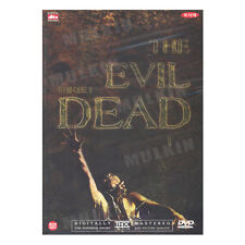 *New* *Sealed* The Evil Dead DVD - Bruce Campbell (1981)