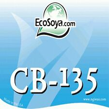 EcoSoya CB-135 Soy Container Wax - 10 pounds