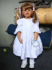 """Rare 34"""" Master Piece Gallery Doll - Danielle W/ Extra Outfit- Ltd. Ed. #118/350"""