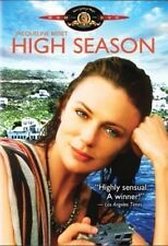 High Season Jacqueline Bisset NEW DVD 1st Class Shipping Buy 3 DVDs -Get $5 OFF