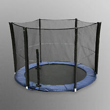 8FT Replacement Trampoline Safety Net Enclosure Surround