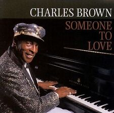 Brown,Charles: Someone to Love  Audio Cassette