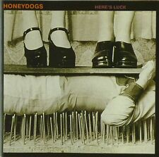 CD - Honeydogs - Here's Luck - A894