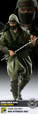 "G.I. Joe Cobra Ninja Viper figurine 12"" figure Sideshow Collectibles 100021"